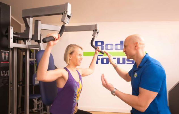 Personal Training Adelt Studios
